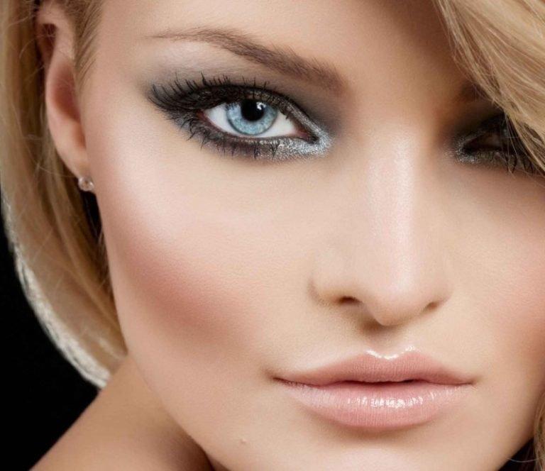 фото картинки макияж для серых глаз и русых волос фото вас, уже