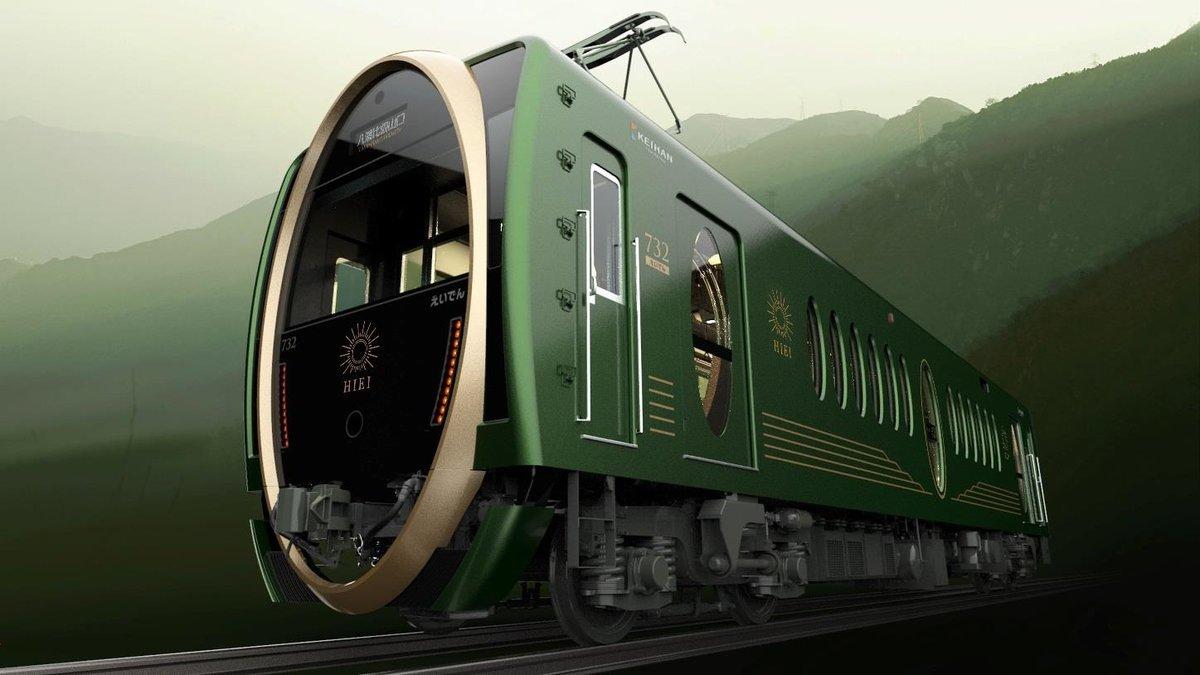 Фото необычных поезд