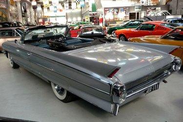 форд тандерберд 1965