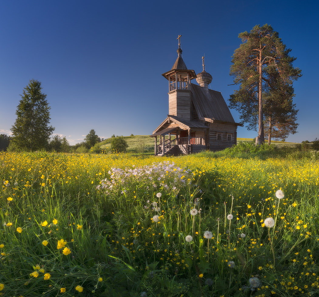 картинки с деревенской природой красивые