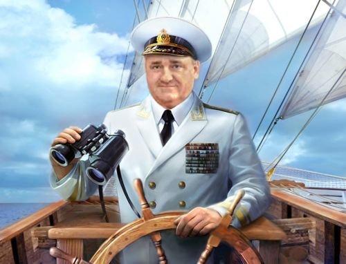 этого подставить фото под картинку море моряк себе