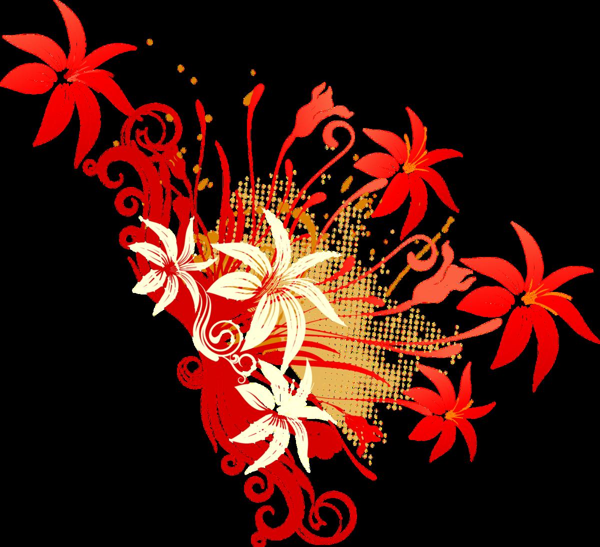 красивые цветы вектор секс