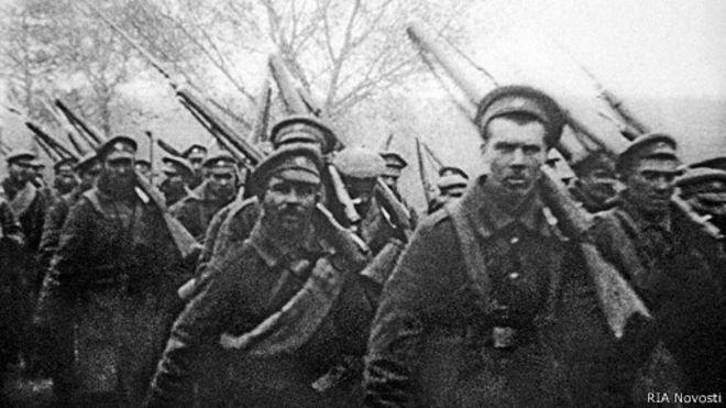У России была самая большая армия в мире