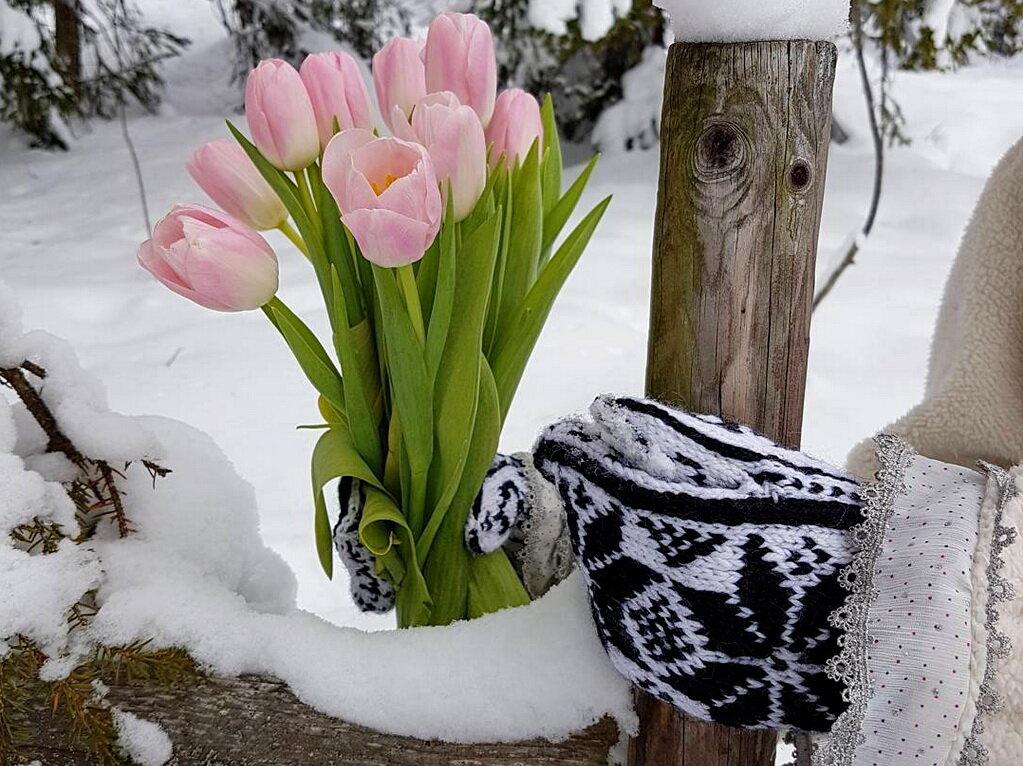 красивые картинки ждем весну вдруг этом фоне