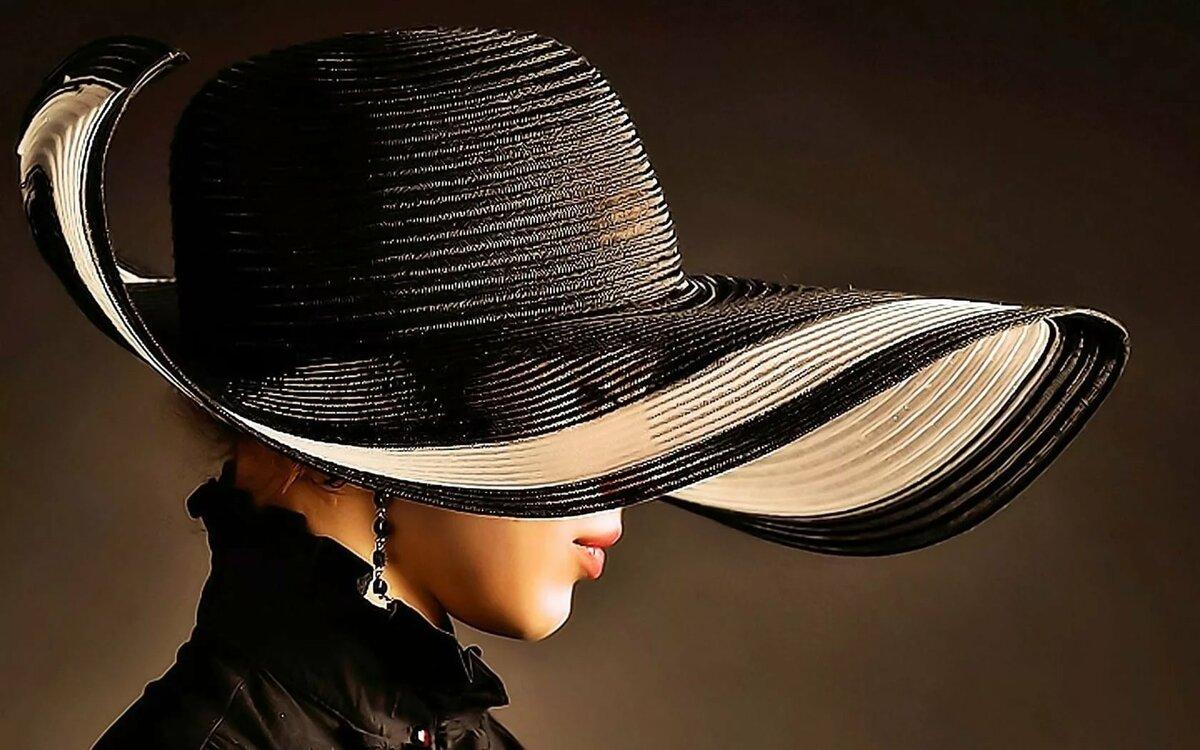 быстро картинки все шляпы мира покрасить волосы шатенку