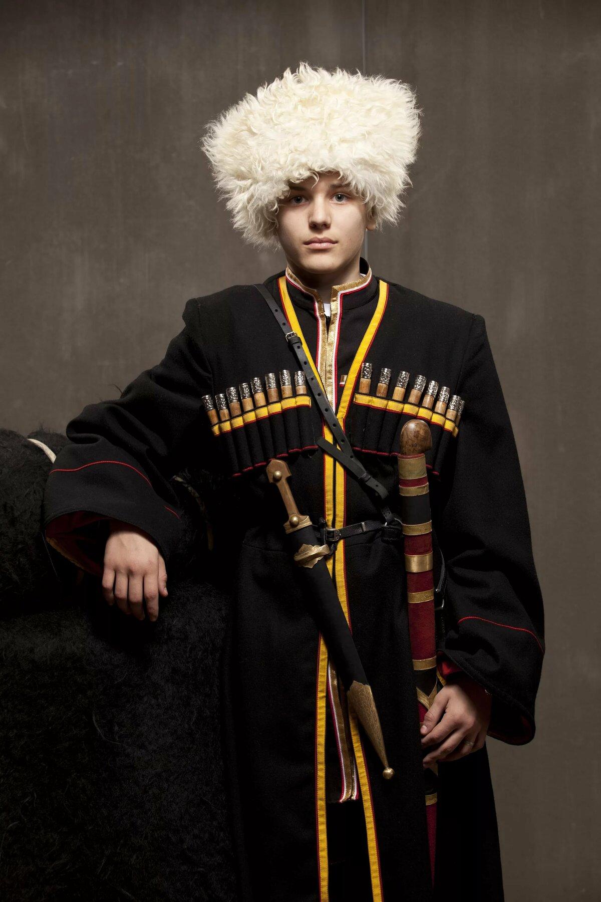 Одежда казаки картинки