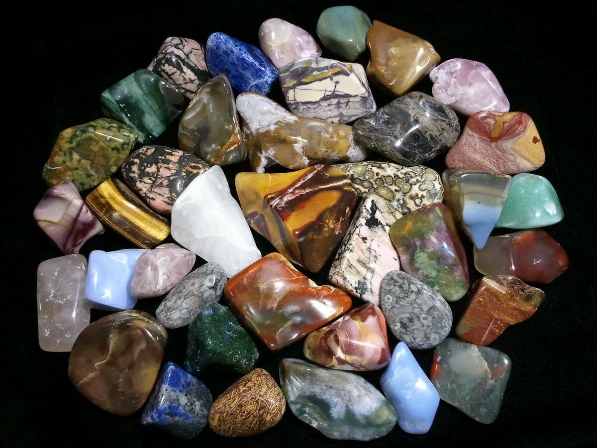которые были виды минералов фото штор