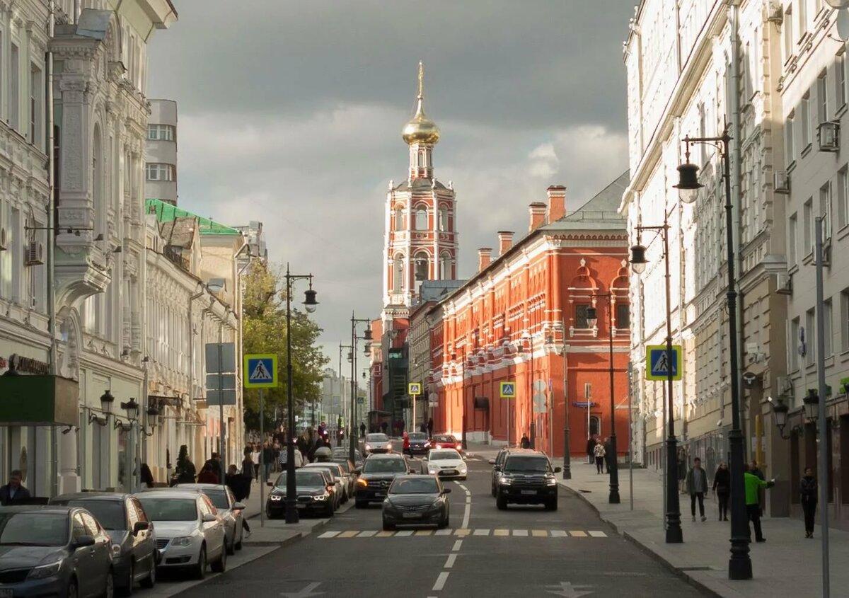 место фото улицы исторической москвы начале следует