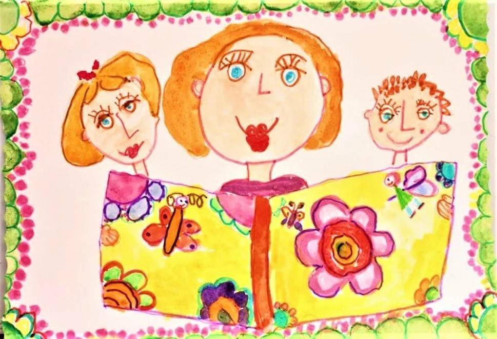 Картинки как мы радуем маму