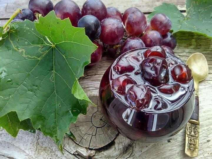 заметила, если виноградный джем рецепт на зиму с фото стали умиляться кошечкам