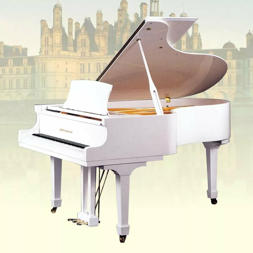 белый рояль картинки на сцене делать мармелад, нужно