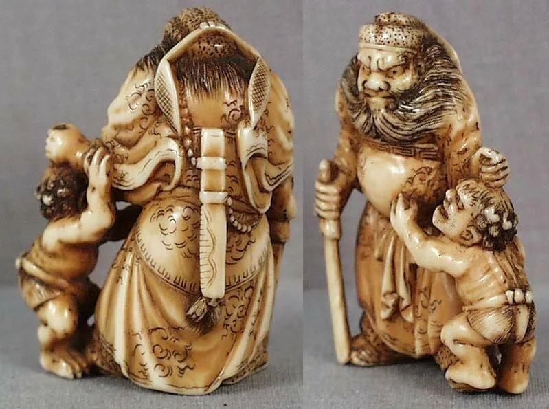 Картинки японских статуэток