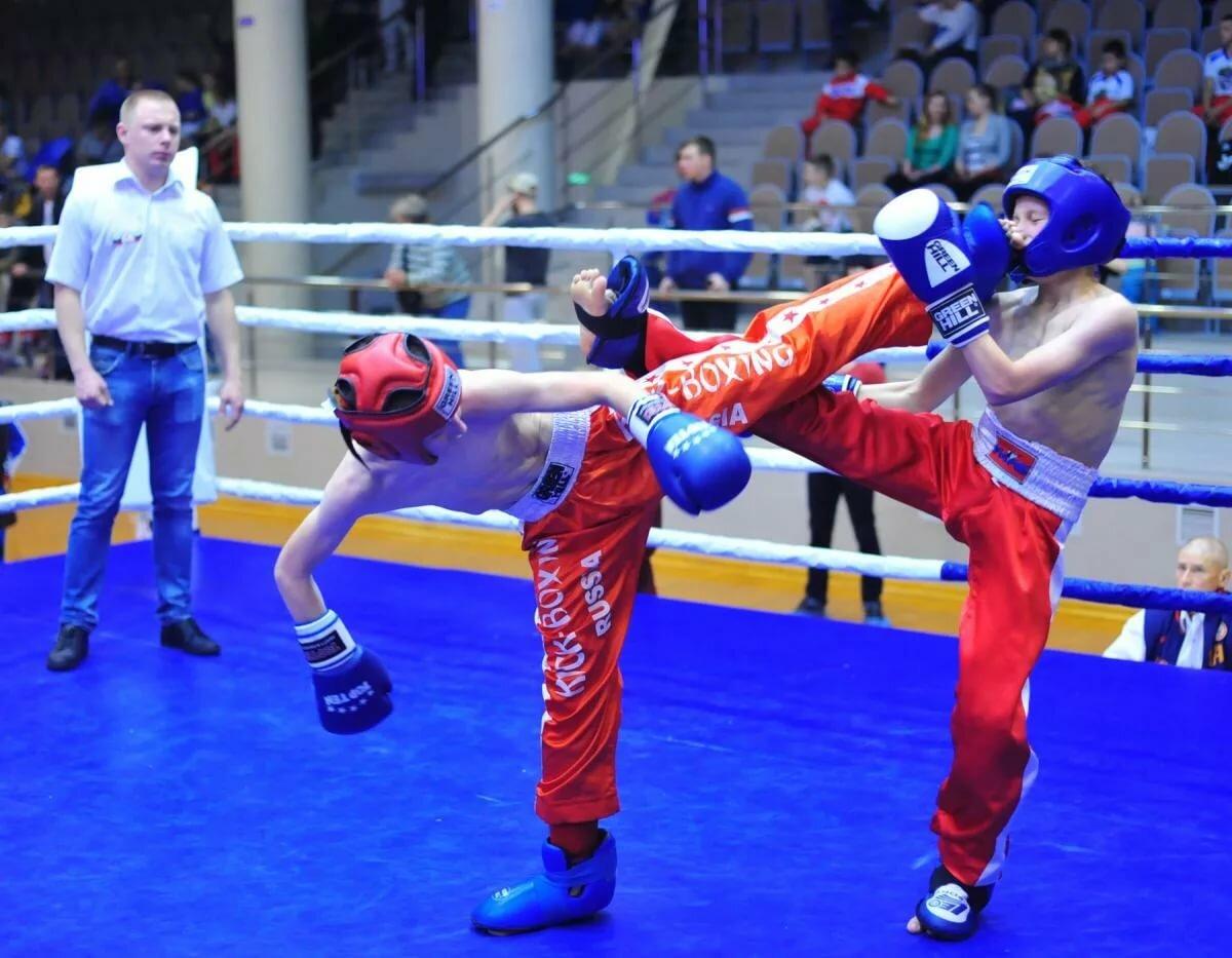 Картинка кик боксинг