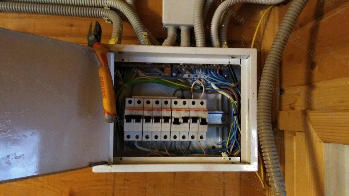 Подключение ИК обогревателя