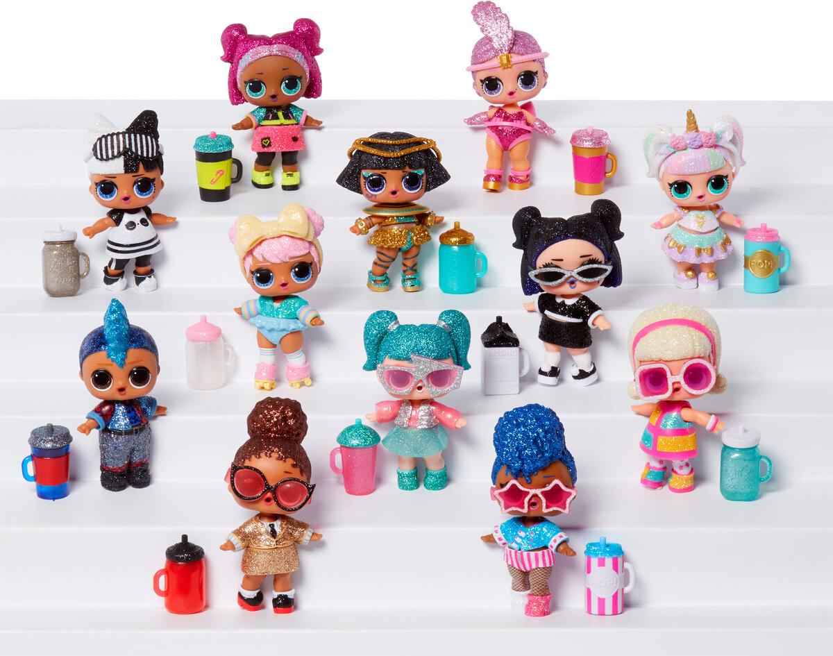 Акварели для, картинки коллекция куклы лол