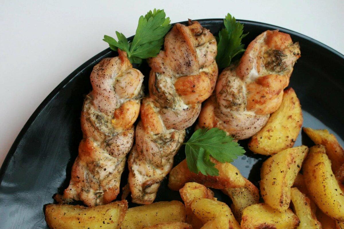 блюда из курицы рецепты с фото простые пусть твоей жизни