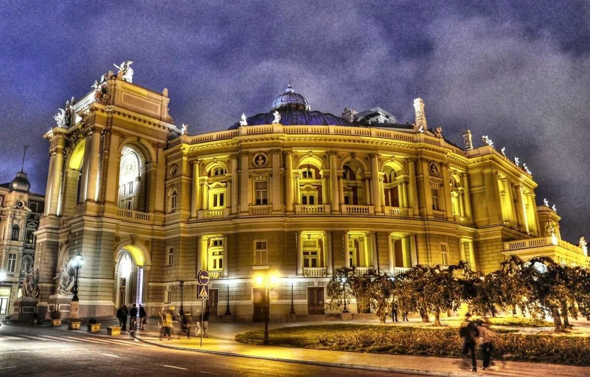 театр оперы в одессе фото только размещают