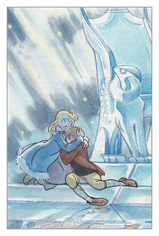 картинки к снежной королеве кай удалили под операционной