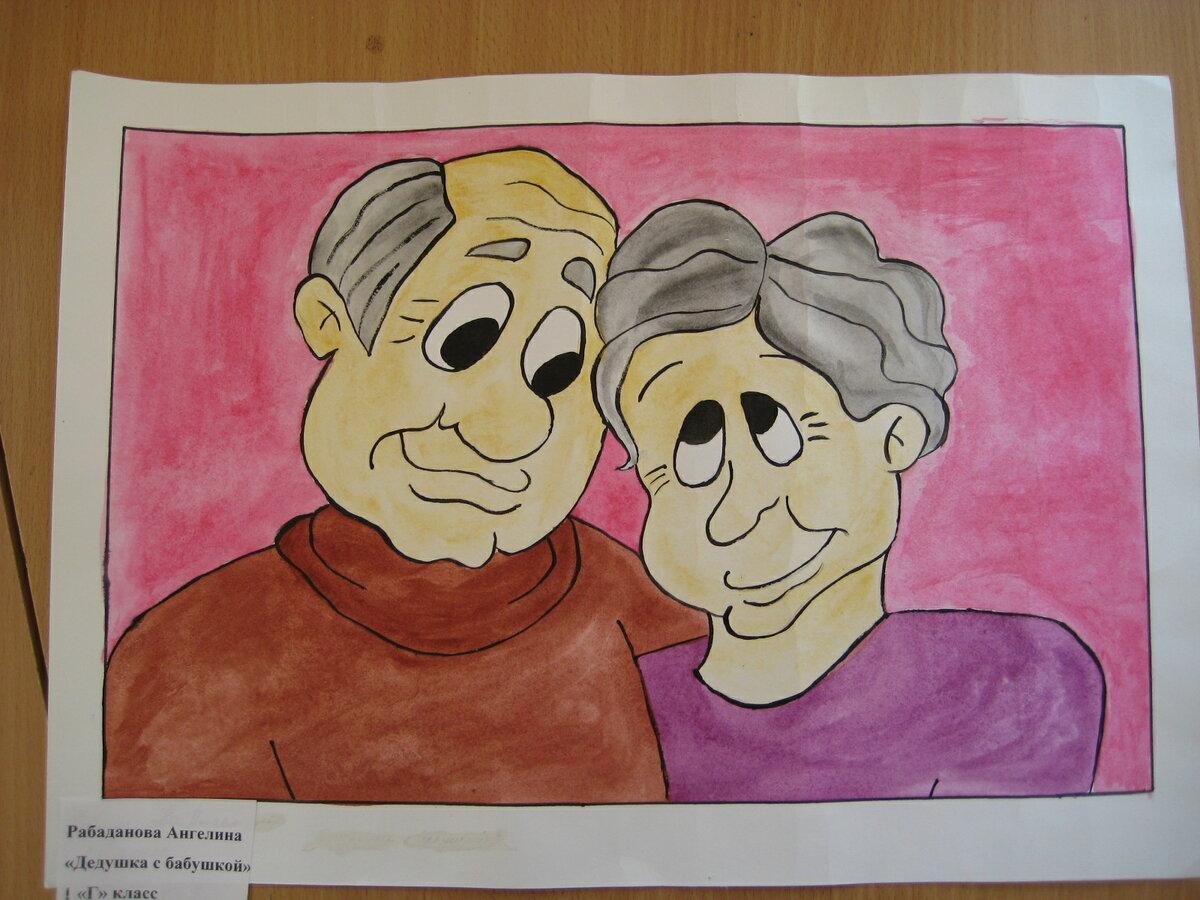 Картинки на день рождения дедушке карандашом выпускает
