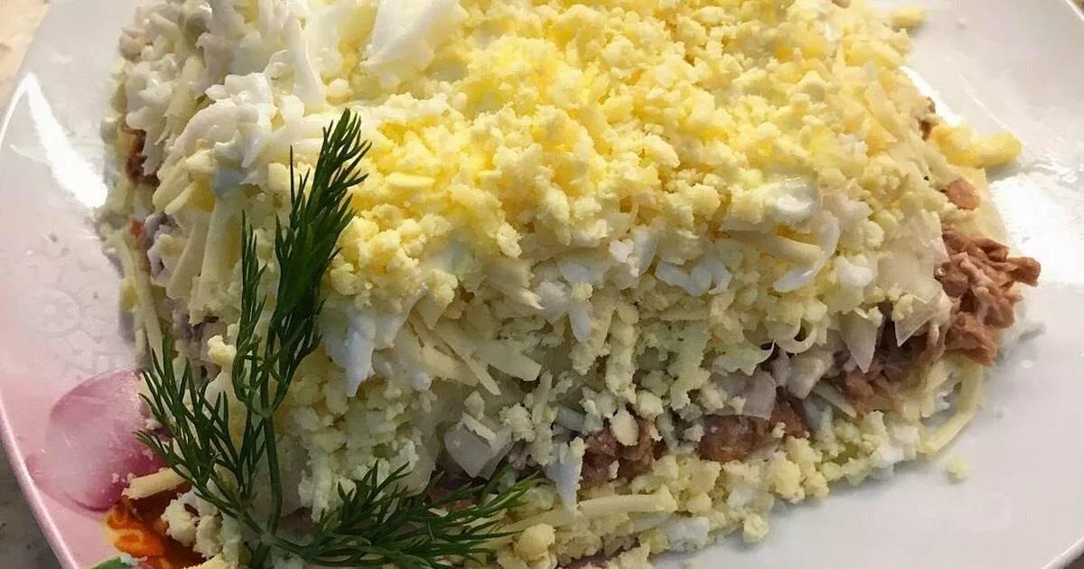 салат австрийский рецепт с фото пошагово