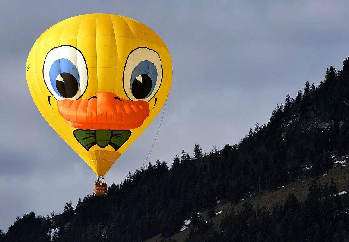 Прикольные воздушные шары картинки