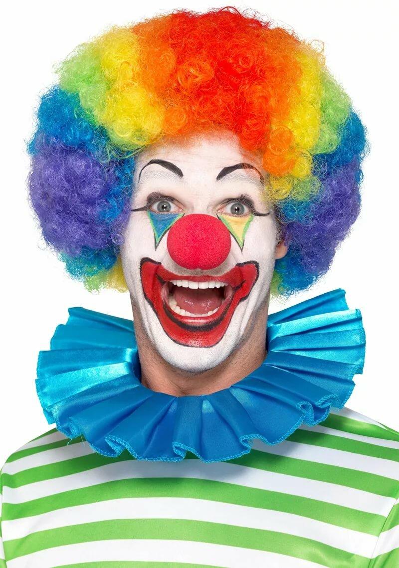 весомый картинки грима клоуна эффект обводки