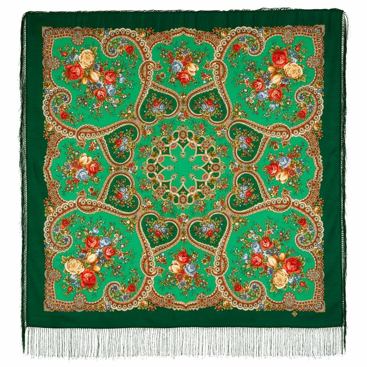 Картинки посадский платок