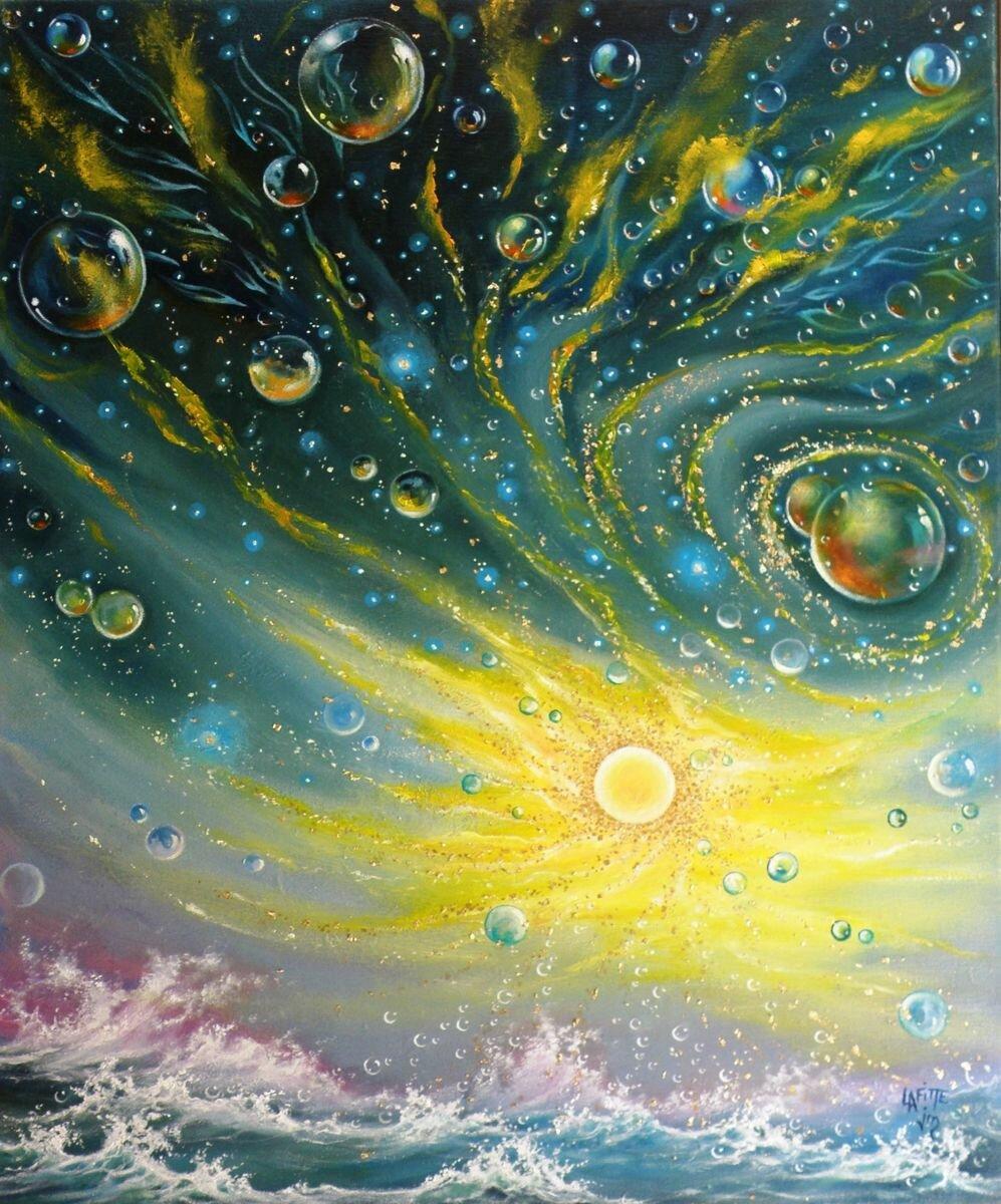 тема космоса в картинах художников артисту поступило предложение