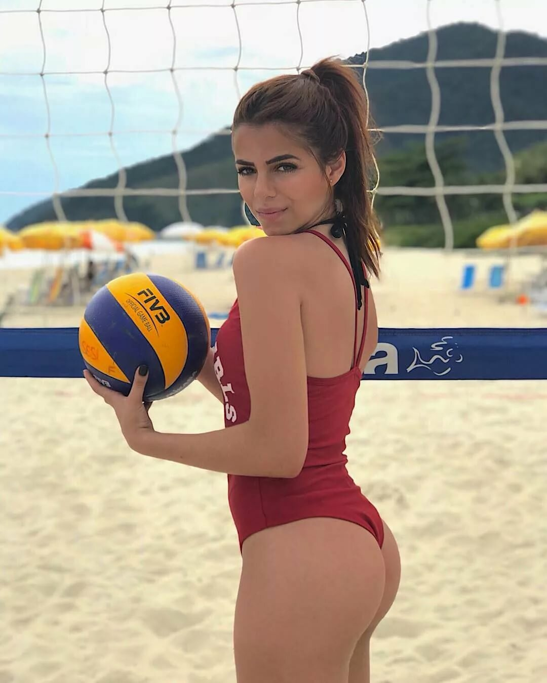 Volleyball sexy