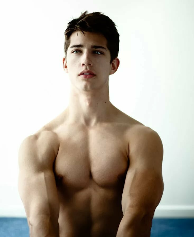Young sexy naked men
