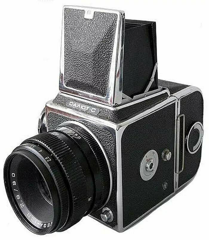 коллекции фотоаппаратов ссср