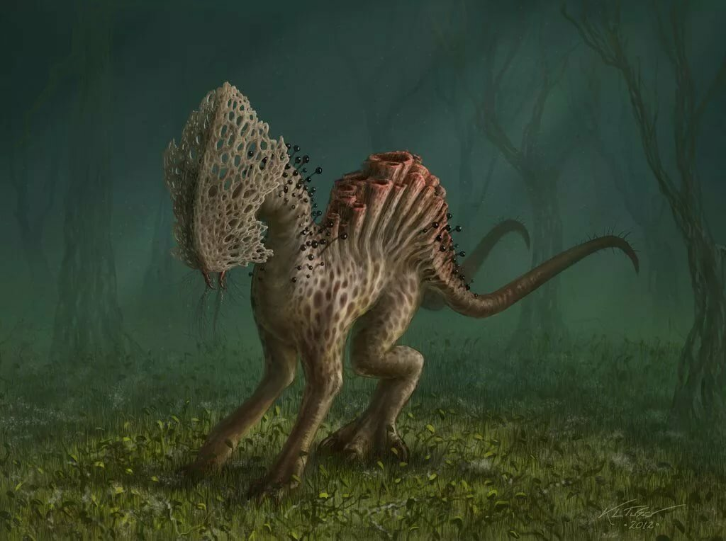 данном картинки инопланетный волк европласт
