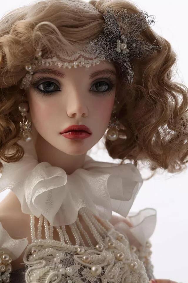 Красивые коллекционные куклы фото