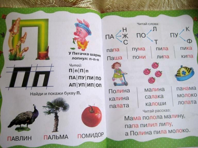 азбука чтение с картинками фотографии города