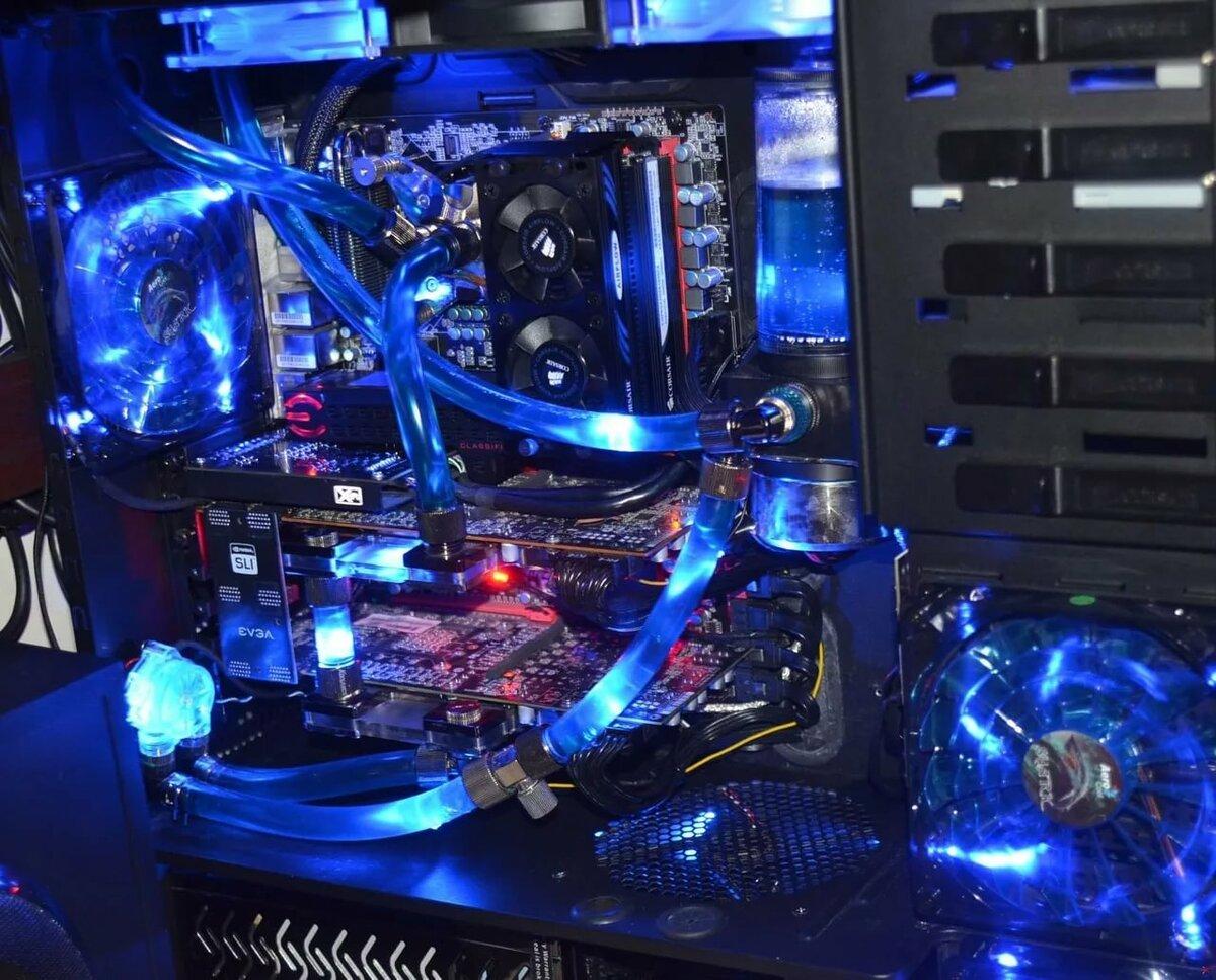 картинки самого крутого компьютера того