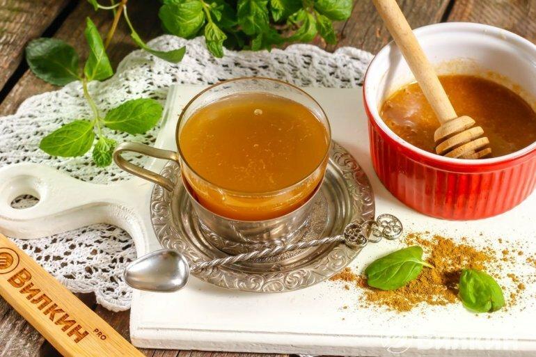 Чай С Медом Помогают Похудеть. Мед на ночь для похудения