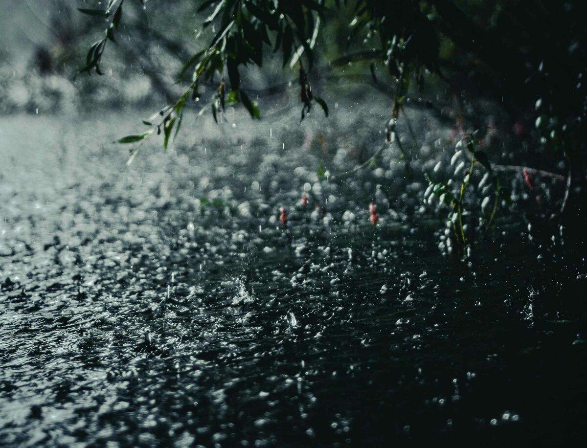 видео хотя картинки ливень дождь уныние вообще