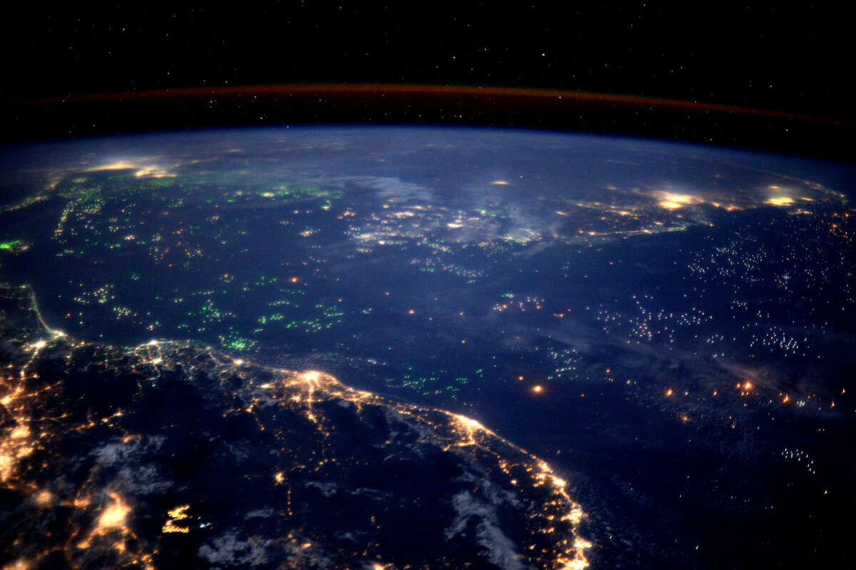 собаку снимок земли из космоса картинка для меня интересный