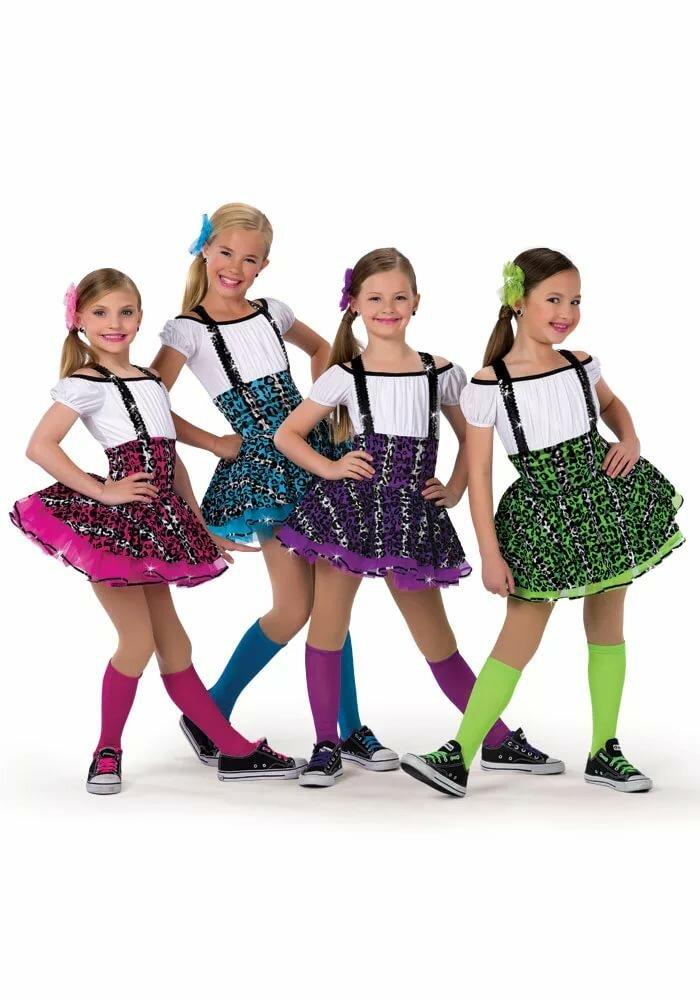 Костюмы для детских танцев картинки