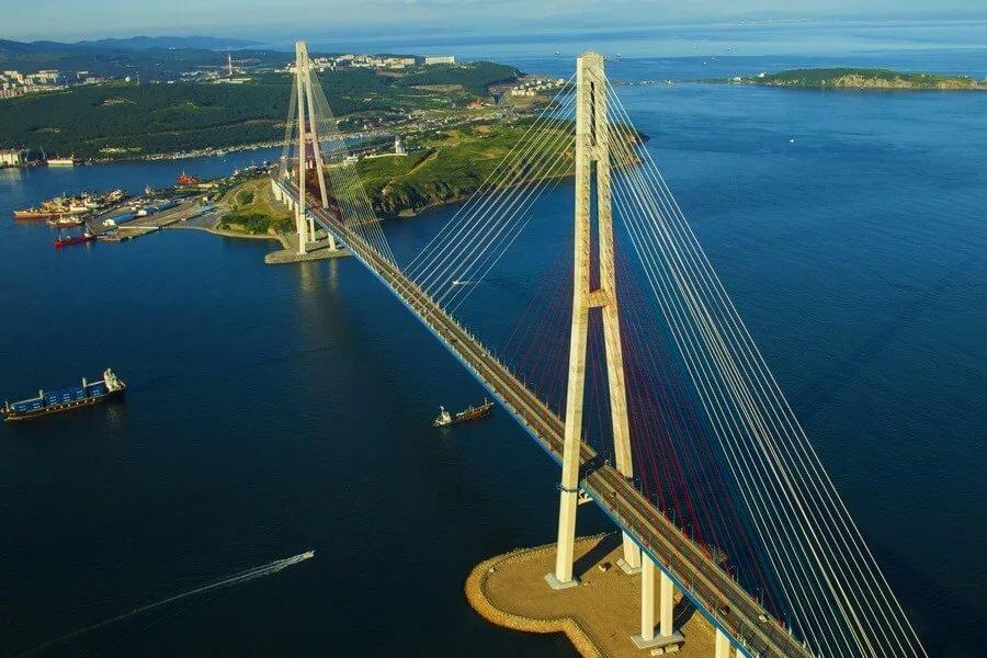 Картинки моста на русский