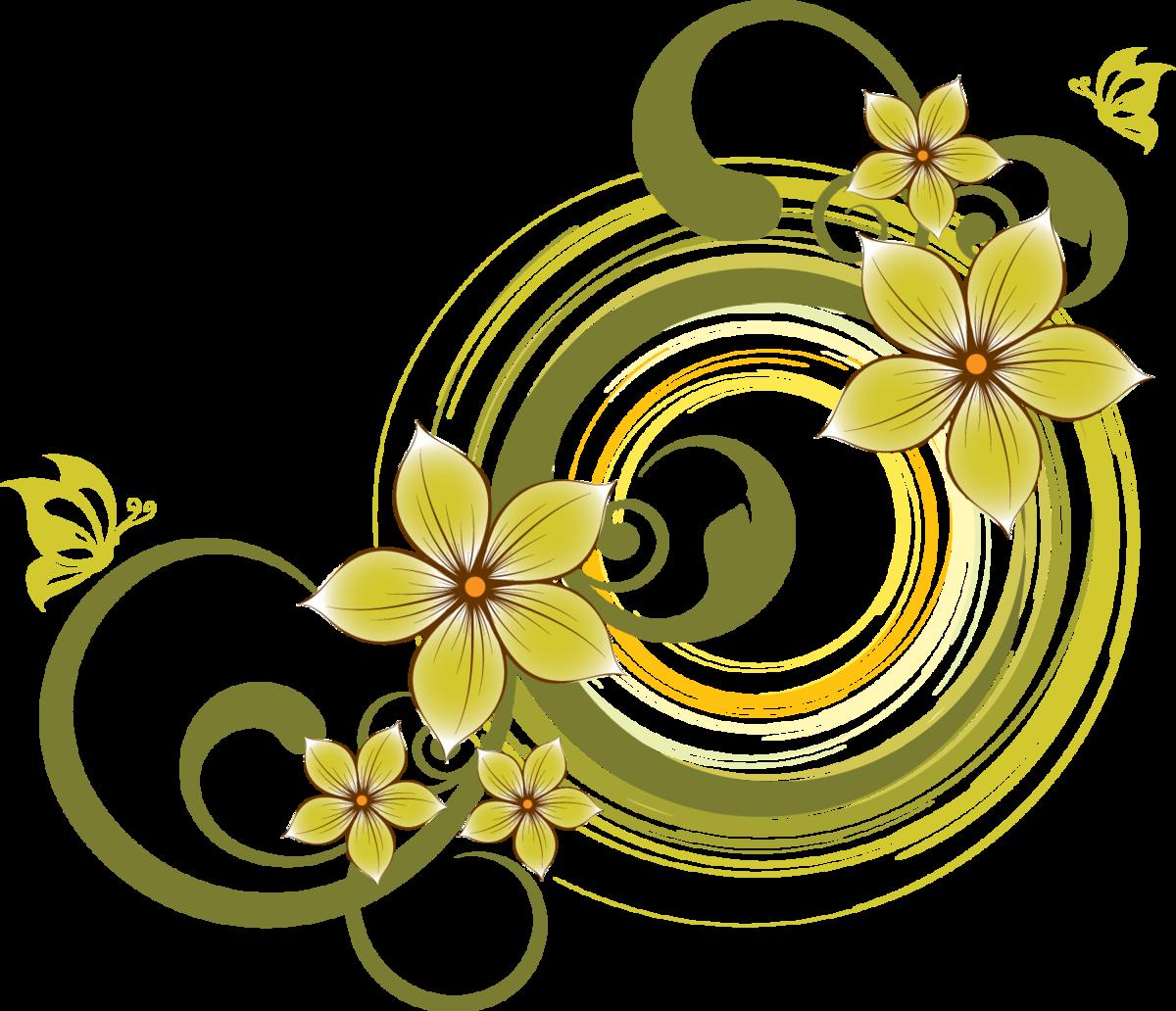 Открытки с цветами корел