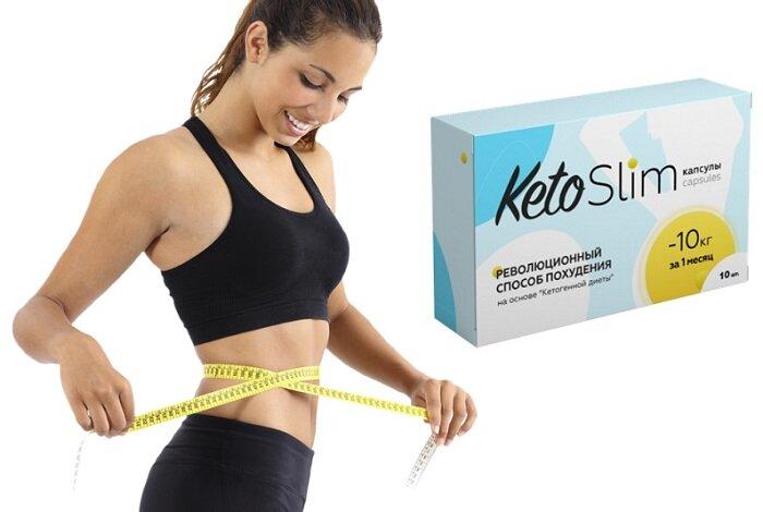 Keto Slim для похудения в Горловке