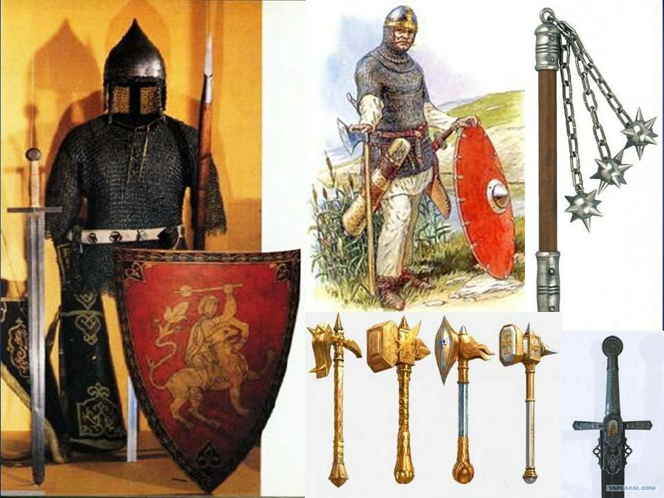 Мечи древних славян картинки