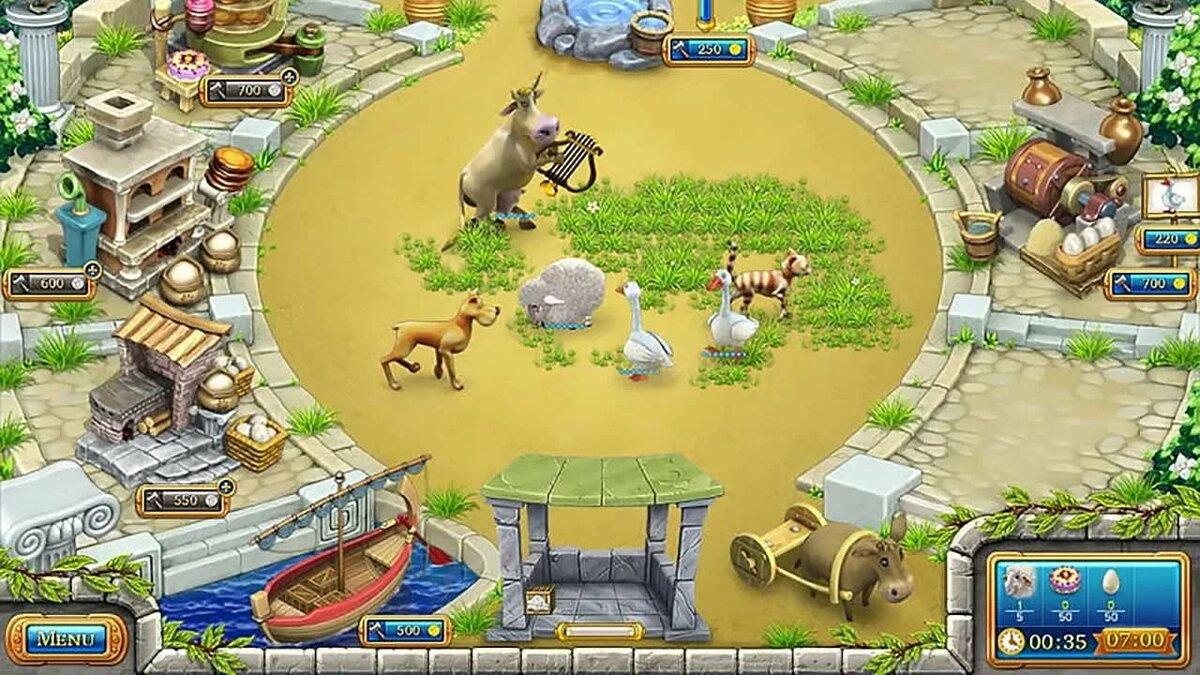 Картинки игры веселая ферма