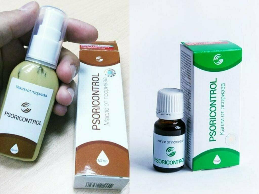 PsoriControl - от псориаза в Броварах