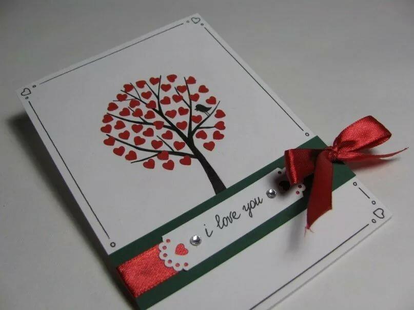 Простые открытки с днем рождения парню своими руками