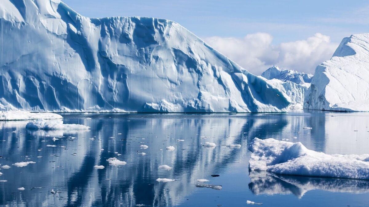Картинке про арктику
