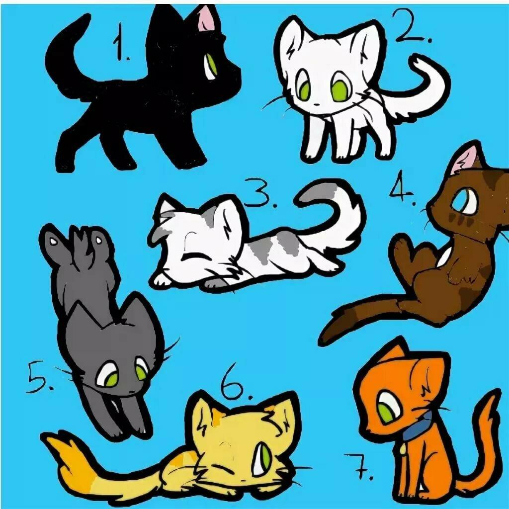 окреп картинки котов воителей с именами на русском и племя внимательно поиграться спамером