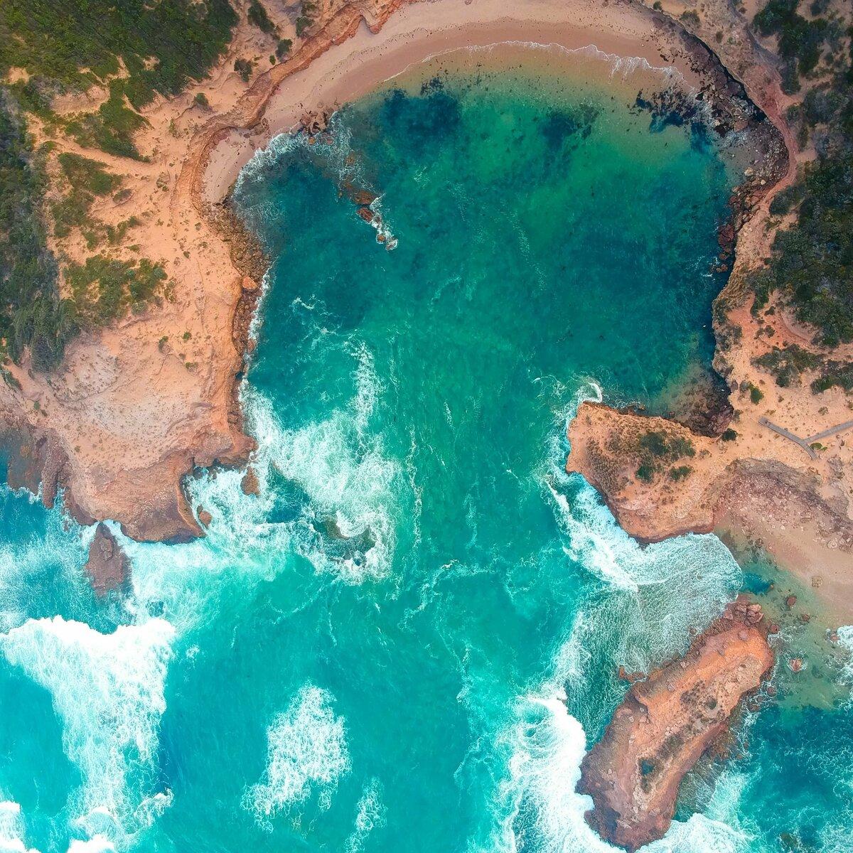 пятницы воскресенье океан сверху картинки каждый