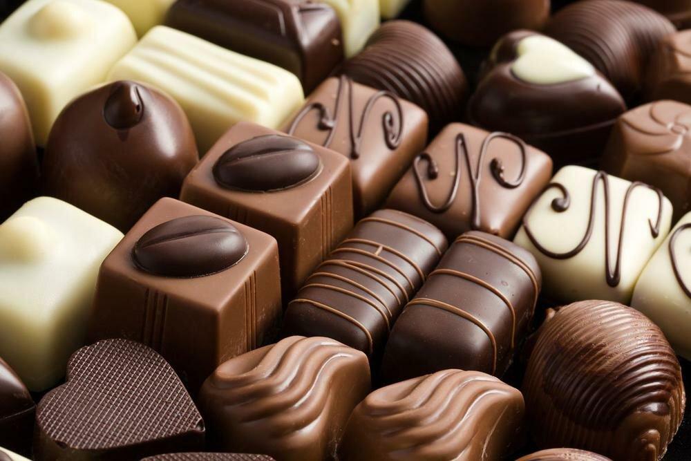картинки большая шоколадная конфета почему отметить